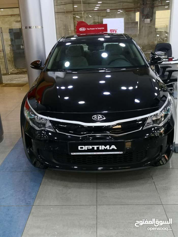 Black Kia Optima 2018 For Sale 94210903 Opensooq