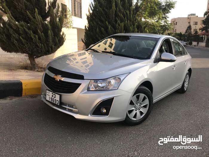 Chevrolet Cruze car for sale 2015 in Amman city