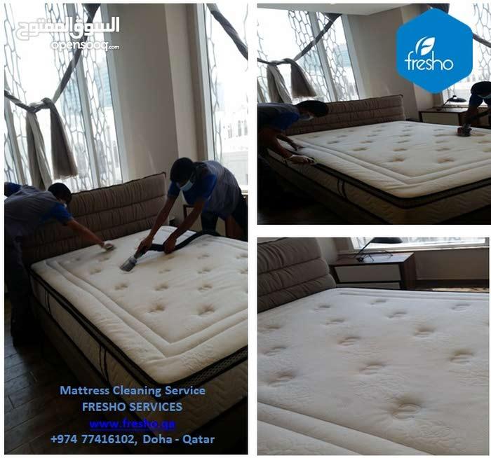 Carpet, Curtain, Sofa, Mattresses Cleaning Service Qatar 77416102