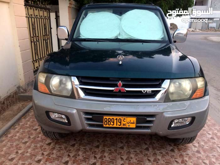 Mitsubishi Pajero car for sale 2001 in Muscat city