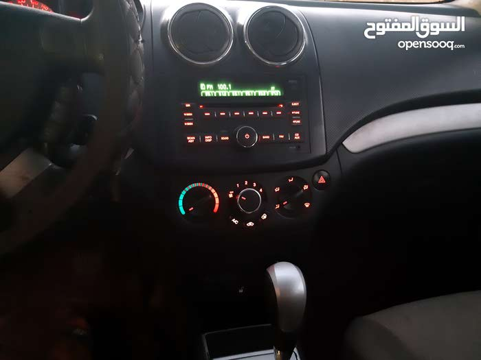 Chevrolet Aveo car is available for sale, the car is in Used condition