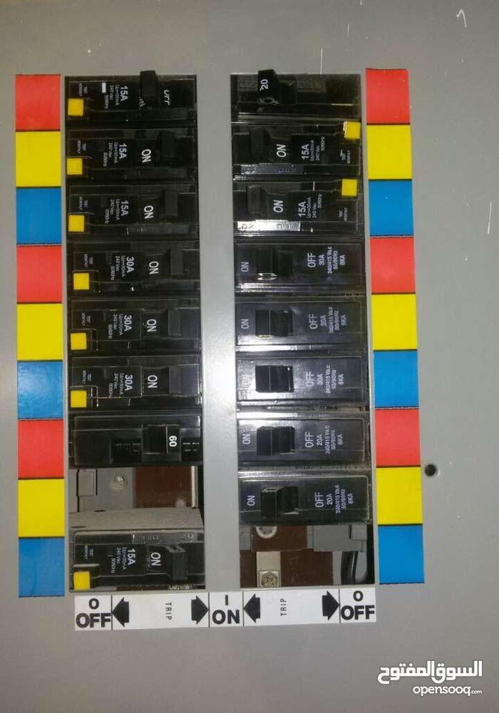 Electric home maintenance service 31036428