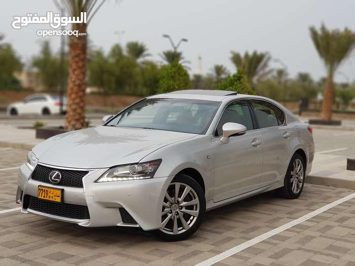 Lexus GS 2013 For sale - Silver color