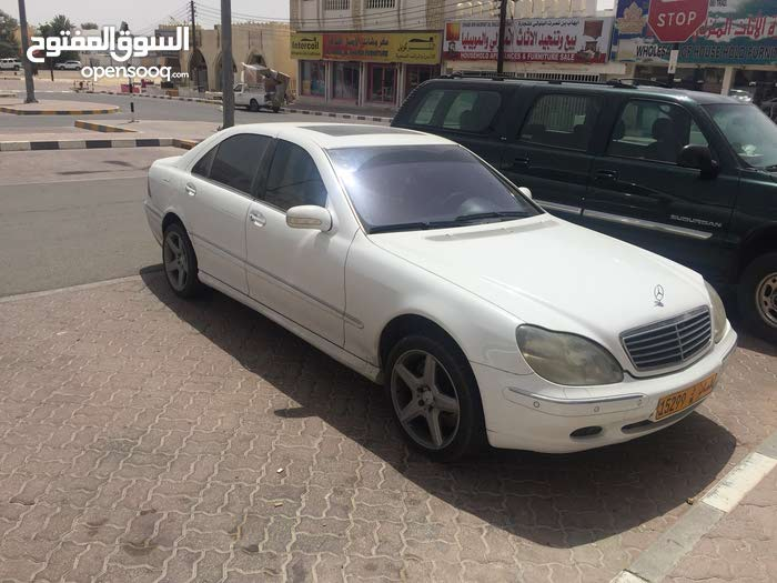 Automatic Mercedes Benz 2001 for sale - Used - Buraimi city