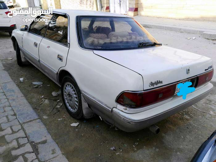 Toyota Mark 2 1991 For sale - White color