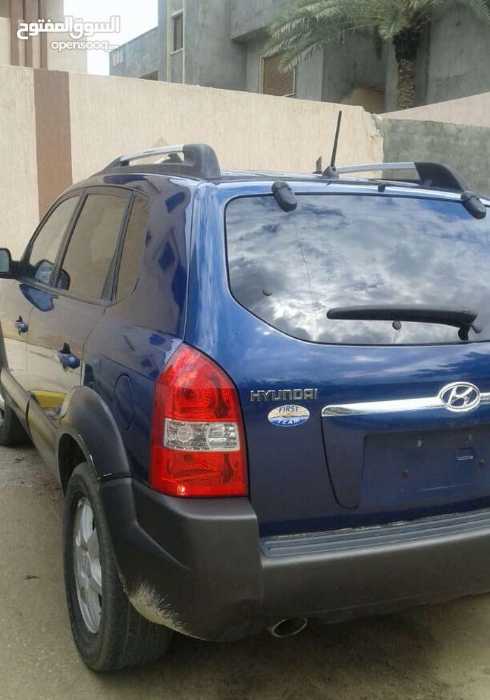 Hyundai Tucson 2007 - Automatic