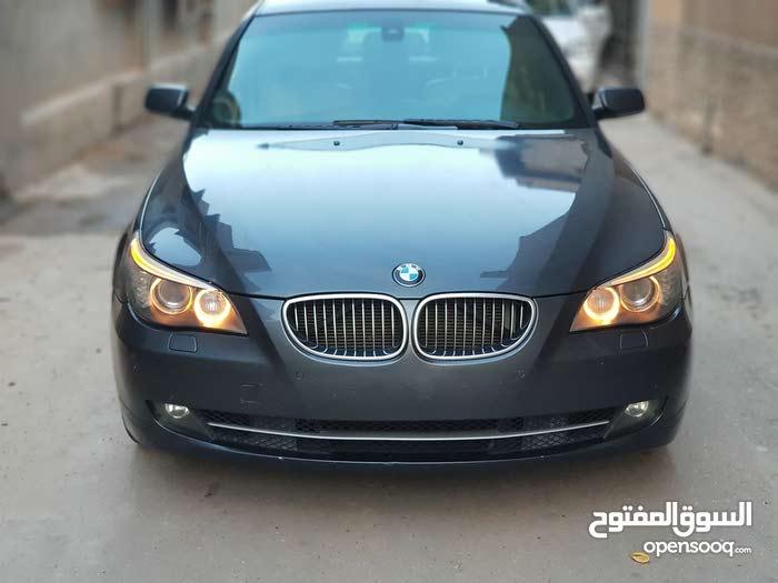 2008 BMW 530 for sale in Zawiya
