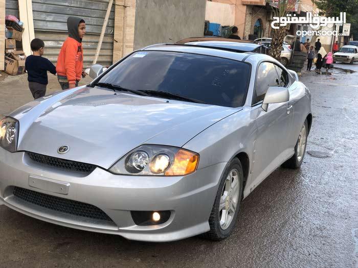 Best price! Hyundai Tuscani 2005 for sale