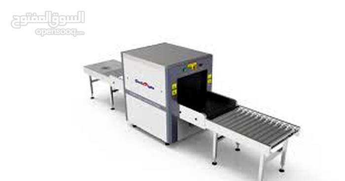 Introduction of X-ray baggage scanner / luggage sreening machine