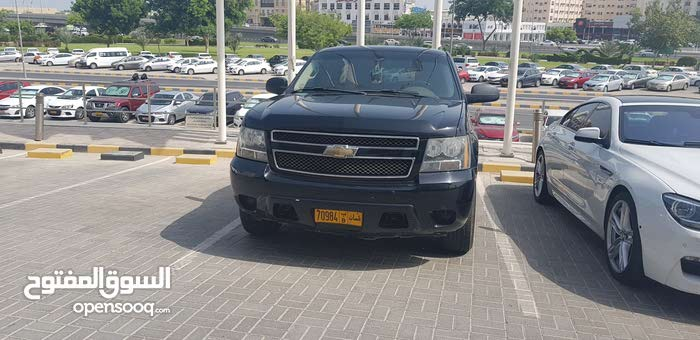 Black Chevrolet Tahoe 2009 for sale