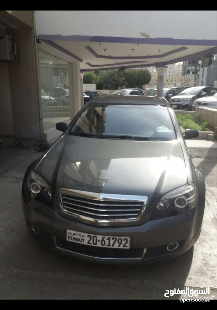 For sale 2013 Grey Caprice