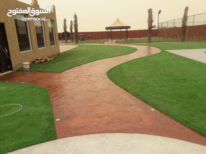 تنسيق وتصميم الحدائق 0501157726