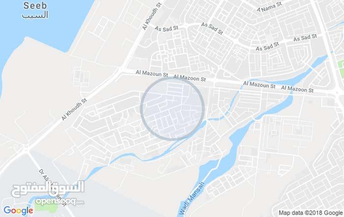 ارض سكنية للبيع في مسقط