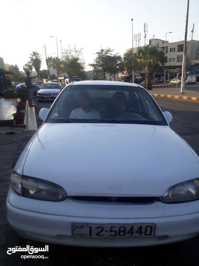Accent 1994 - Used Manual transmission