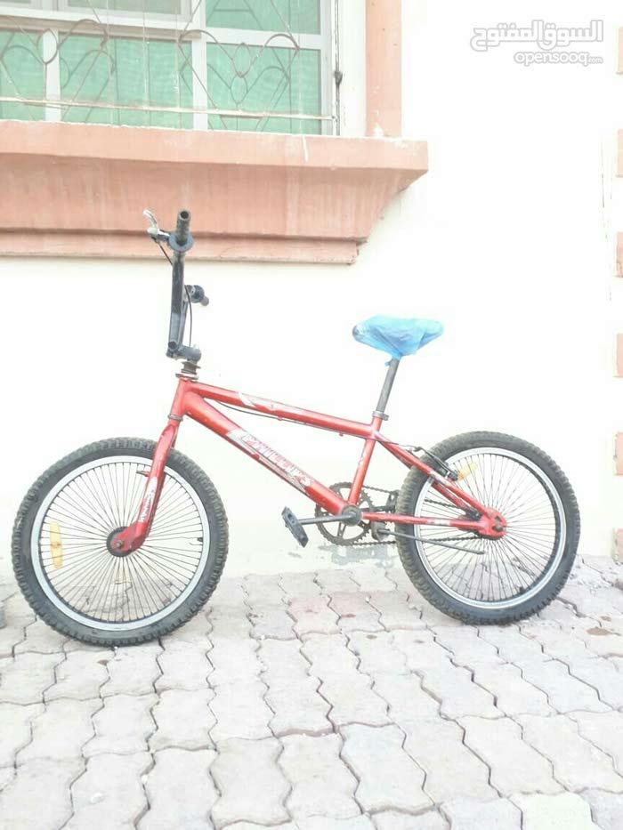 دراجه هوائية للبيع مقاس 20
