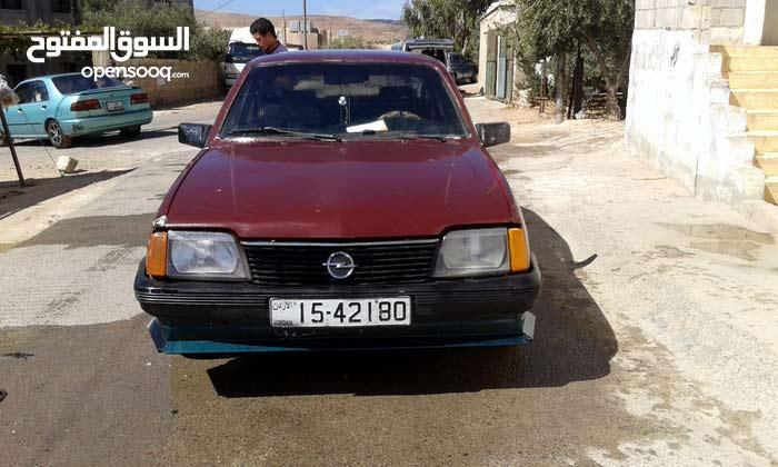 Opel Ascona for sale, Used and Manual