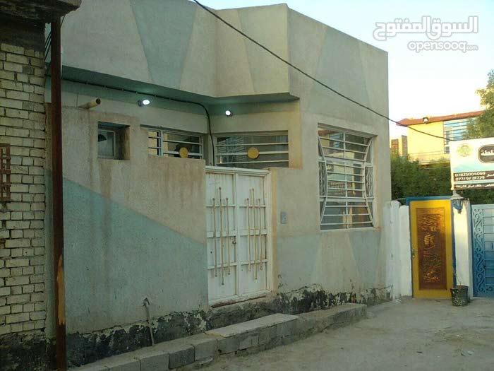 neighborhood Karbala city - 80 sqm house for rent
