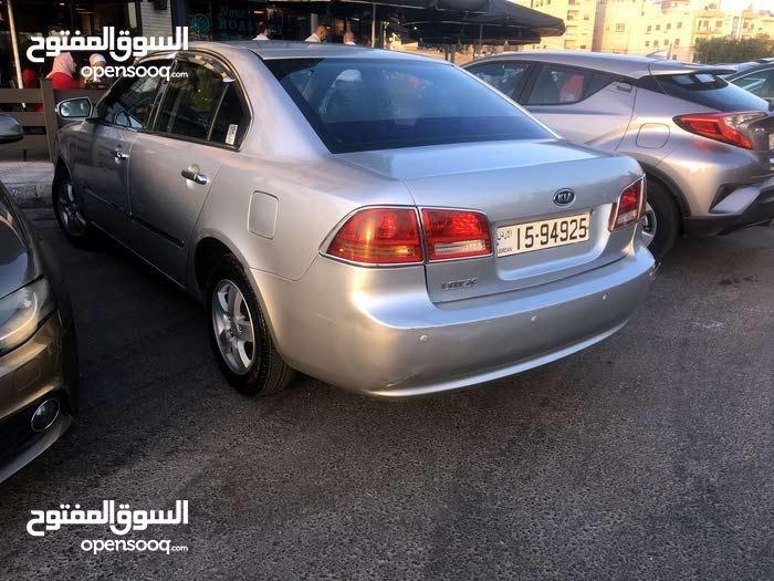 Automatic Kia 2008 for sale - Used - Amman city