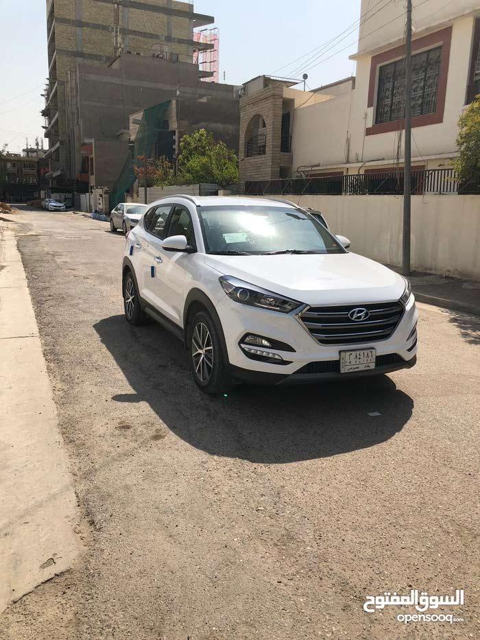Hyundai Tucson 2016 in Baghdad - Used