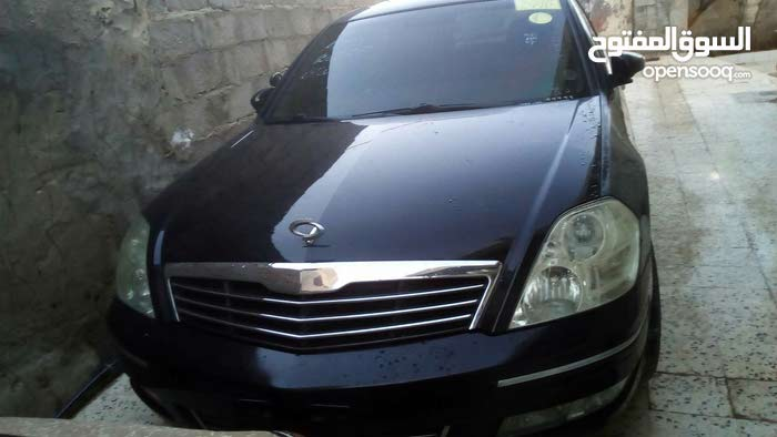 Samsung SM 7 car for sale 2007 in Misrata city