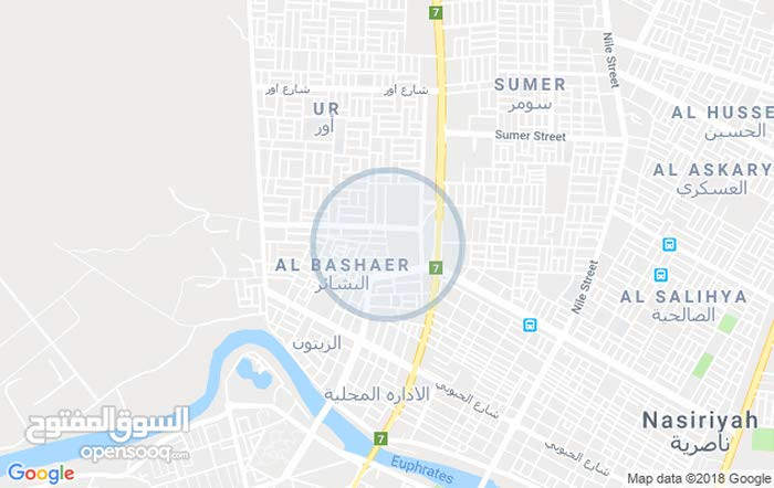 5 rooms Villa palace for sale in Dhi Qar
