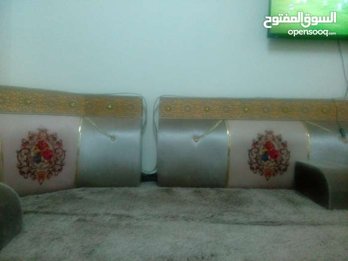 Al Madinah – A Sofas - Sitting Rooms - Entrances that's condition is Used