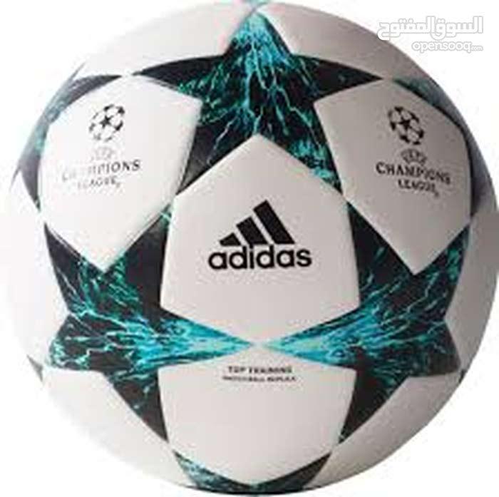 FINALE 17 OFFICIAL GAME BALL كرة اديداس اورجنال