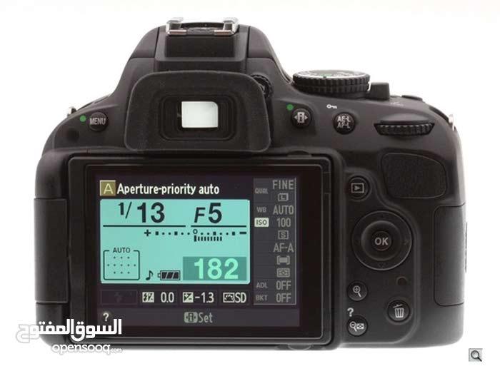 كاميرا نيكون Nikon D5100