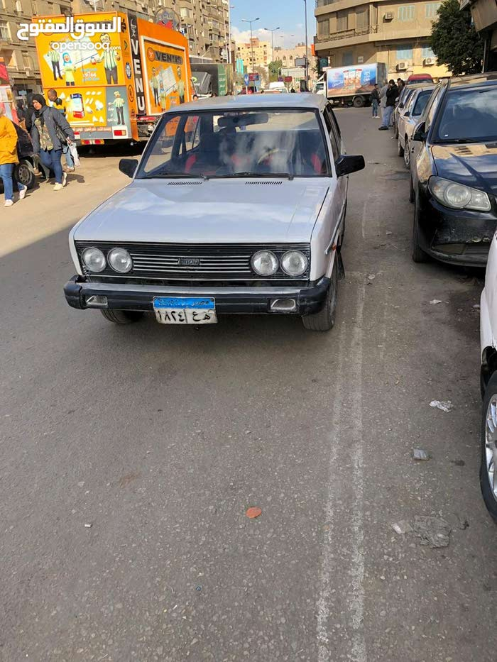 سيارة فيات 131 موديل 76