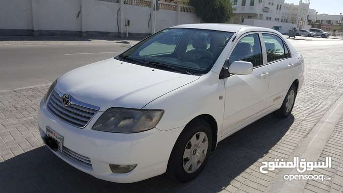 toyota corolla 2006 engine 1.8cc without accident new one year passing inurance.