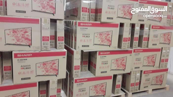 شاشات LCD ماركة شارب للبيع داخل دولة الامارات بسعر مغرى جدااااا