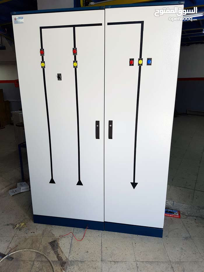 Electrician&Technical Control Panels           فني لوحات تحكم