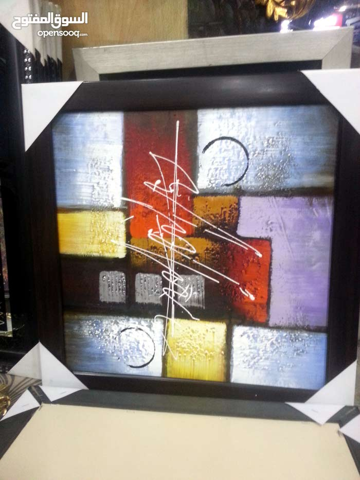 For sale New Paintings - Frames with special specs and additions
