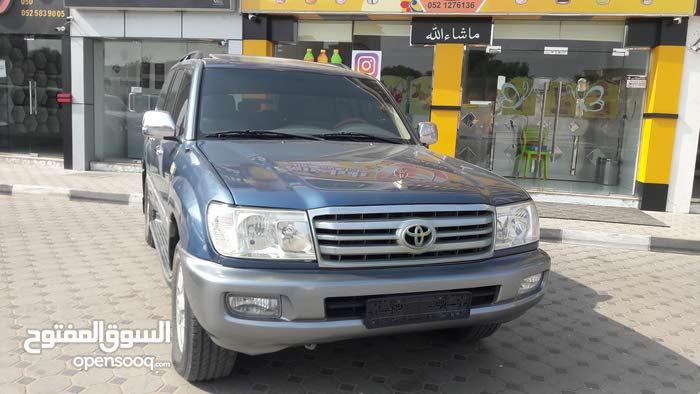 Toyota Land cruiser  GCC 2007 call 0507760003