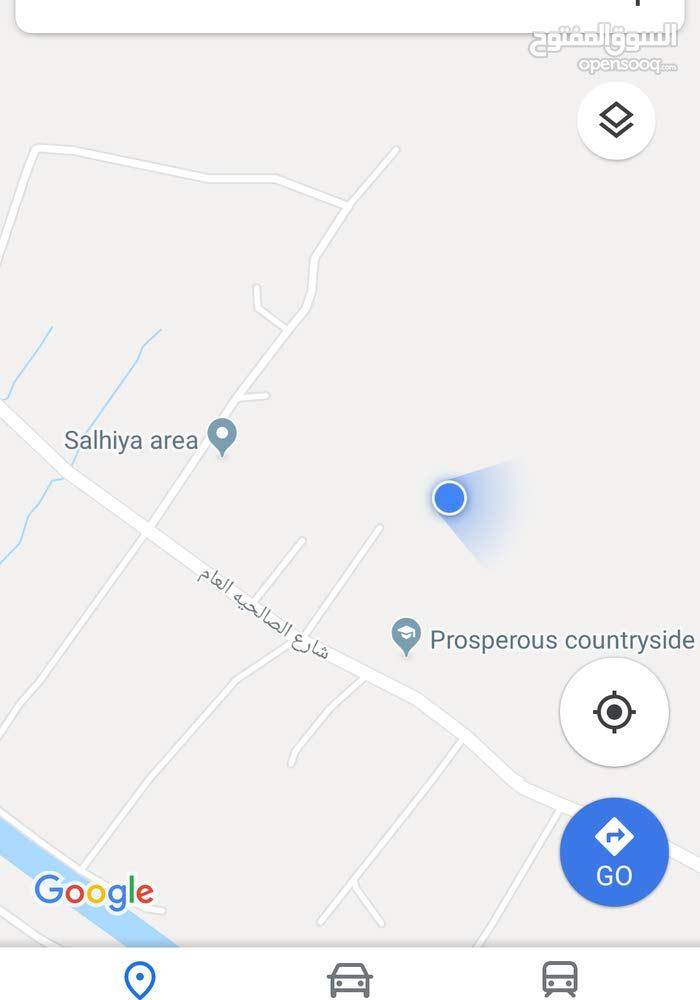 قطعة ارض للبيع في التنومة الصالحيه 625م