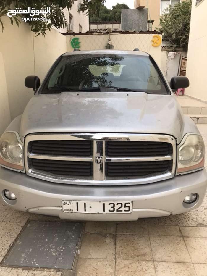 For sale Dodge Durango car in Aqaba