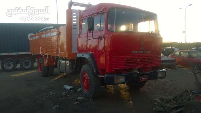 سيارة نقل ماجيروس موديل 69