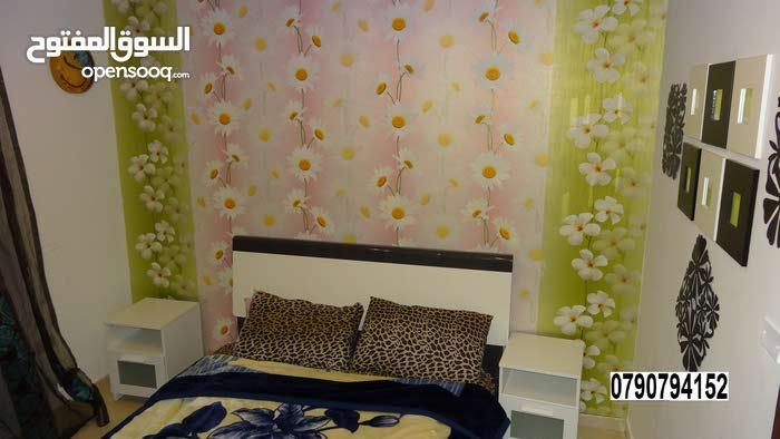 شقة 50م للايجار خلف مطعم عاليه/الجاردنز