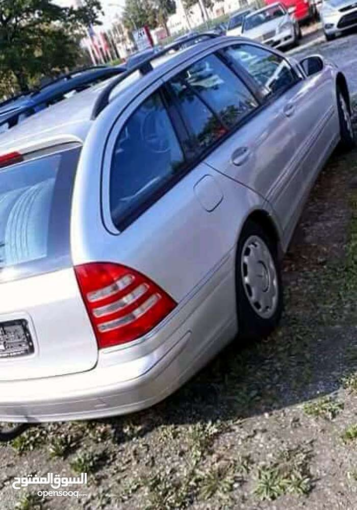 For sale 2002 Silver C 200