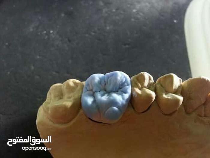مطلوب فنيين اسنان بمستوى عمل مميز جدا و براتب مميز