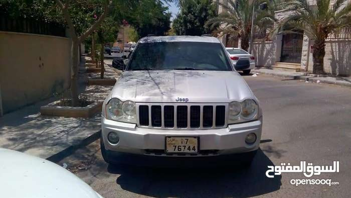 Used condition Jeep Grand Cherokee 2007 with 10,000 - 19,999 km mileage
