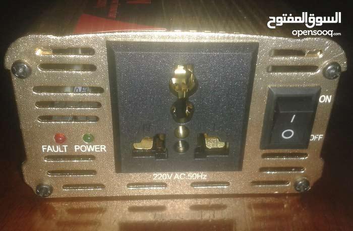 إنفيرتر المولد الصامت ~ power inverter