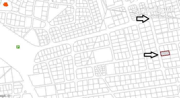 قطعة سكنية شرق شارع المطار. الجيزة حوض 3 الموارس