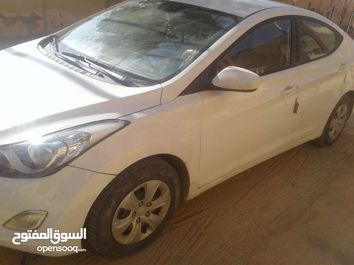 2013 Used Elantra with Manual transmission is available for sale