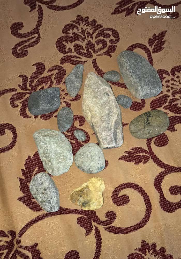 احجر شبه الماسية والختام