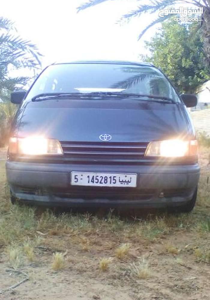 0 km mileage Toyota Previa for sale