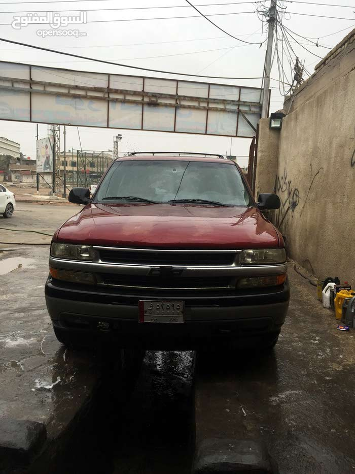 For sale Yukon 2002