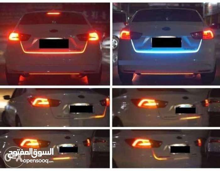 LED , زينه تحت ظهرية العربية