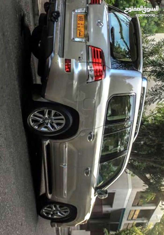 Used condition Lexus LX 2015 with 10,000 - 19,999 km mileage
