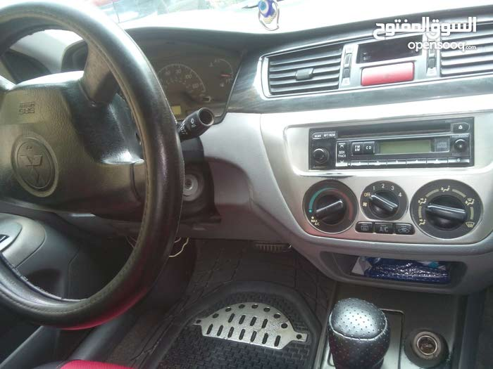 Mitsubishi Lancer 2004 For sale - Grey color